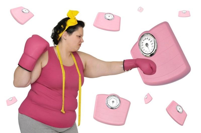 против лишнего веса