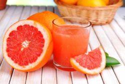 Грейпфрутовая диета для похудения с отзывами и меню