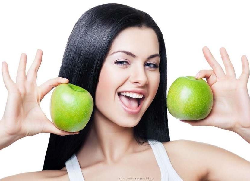 Яблочная диета для всех
