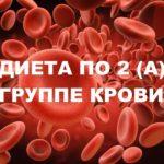 диета по группе крови 2