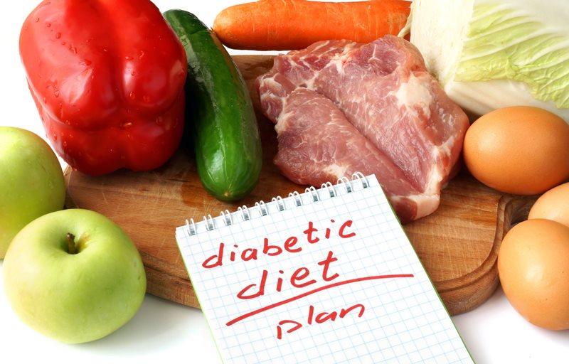меню для диабетика 1 типа