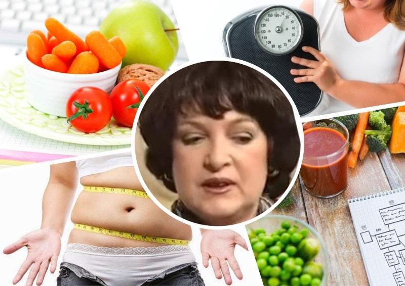 Методы похудения по малаховой
