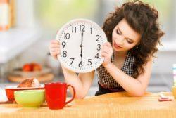 Можно ли похудеть, если не есть после шести вечера